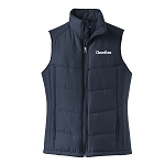 DewEze Ladies' Puffy Vest